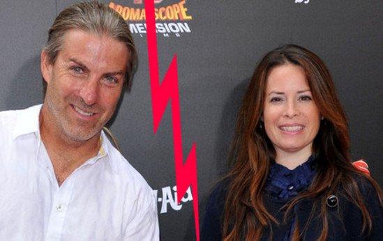 Holly Marie Combs va divorcer :-(