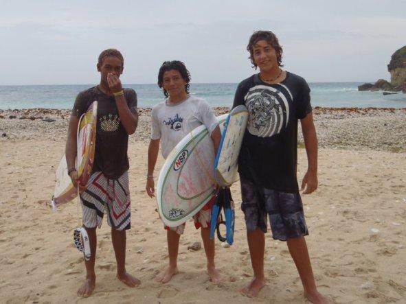 surf avec les pote a HX$