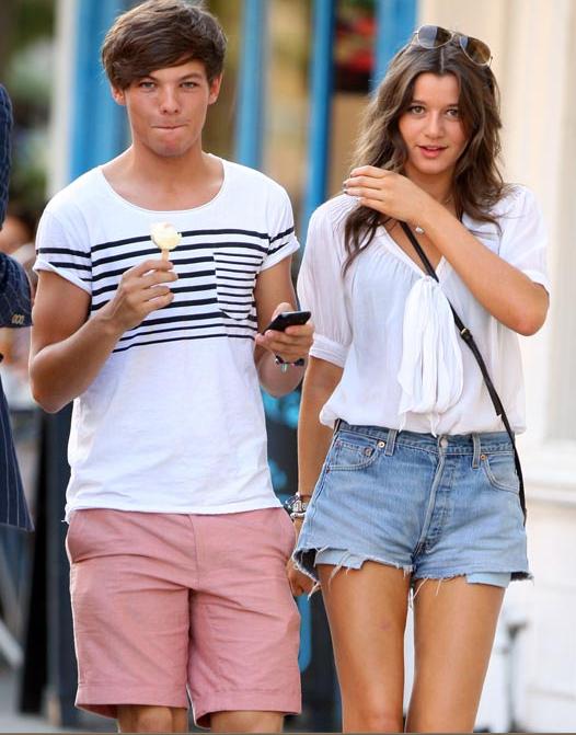 - Les dates de la tounée.- Photos des portables nokia. Et + 1 produit commercial, 1!- Louis et Eleanor, sa nouvelle girlfriend.-