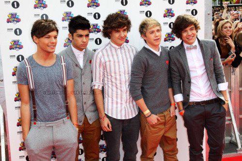 - Les One Direction aux Teen Awards et leurs prestations. -