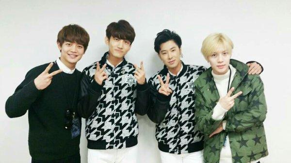 Mes Chouchous avec Taeminou et Min Ho