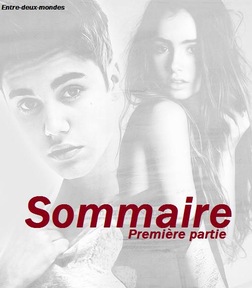 Sommaire_Première Partie