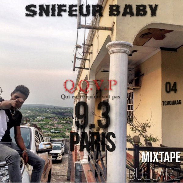 Snifeur Baby QQVP