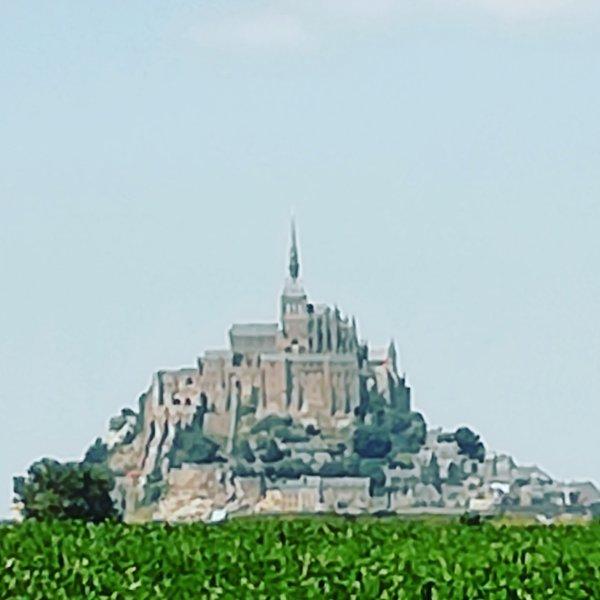 Petit séjour aux mont St Michel