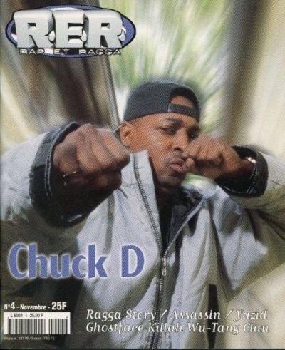 RER : Rap Et Ragga n°01 au n°08