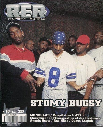 RER : Rap Et Ragga n°09 au n°16