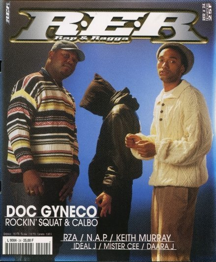 RER : Rap Et Ragga n°17 au n°24