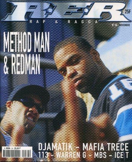 RER : Rap Et Ragga n°33 au n°35