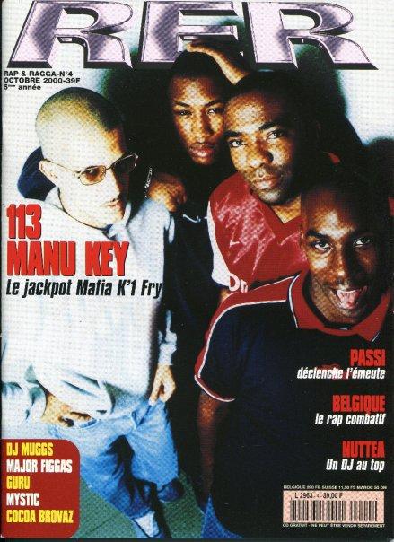 RER : Rap Et Ragga (Nouvelle série) n°01 au n°08