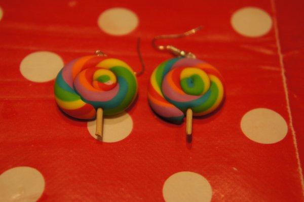 bo lolipope multicolore