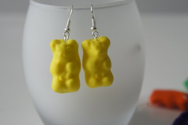 bo nounours jaune