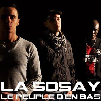 Le Peuple D'En Bas / LA SOSAY - Intro - Peuple D'En Bas (2011)