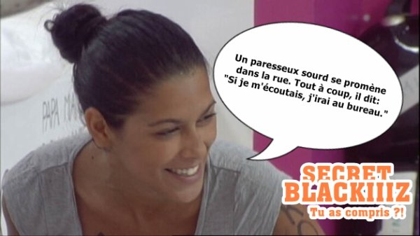 SECRET STORY 5 - La blague qui tue (2)