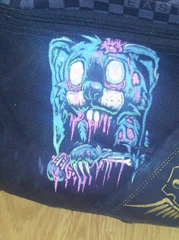 Bag art #2