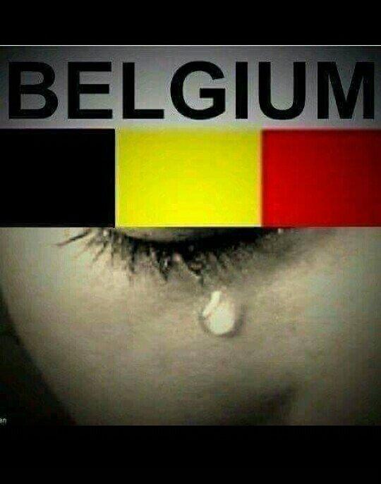la Belgique es triste...toute mes sincère condoléances aux familles belges