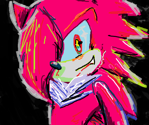 SOMBRE ROSE THE HEDGECHOSE
