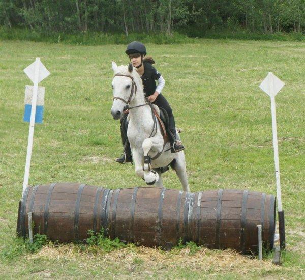 Gallop4, le cross. ♥