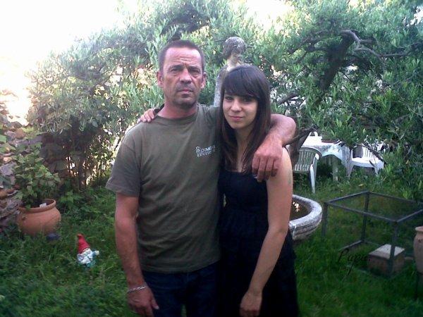 Mon père, mon model. Je t'aime! ♥