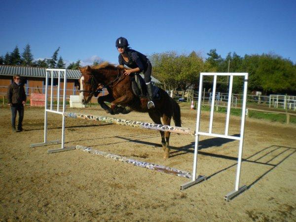 C'est qu'il est content le Pince de sauter un peu. :p ♥