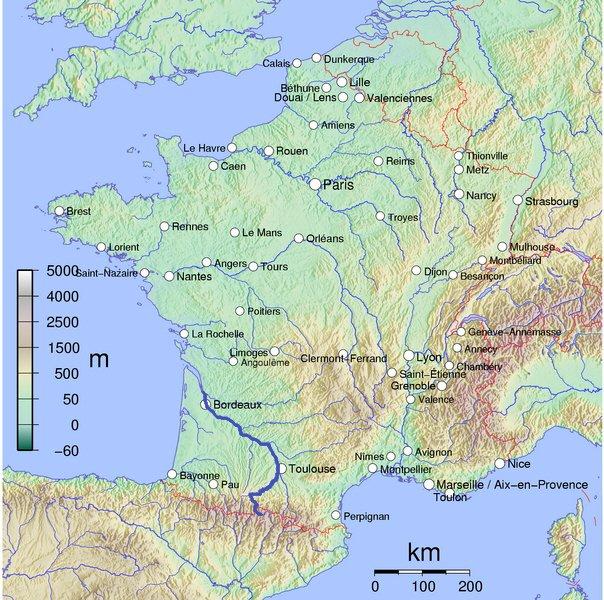 au fil de la Garonne - LA SOURCE au VAL D'ARAN Espagne