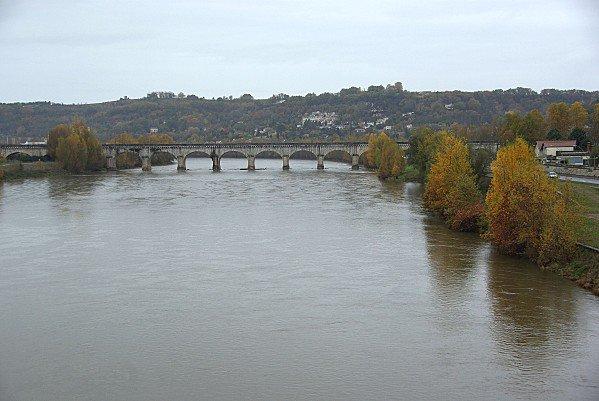 au fil de la Garonne AGEN Lot et Garonne