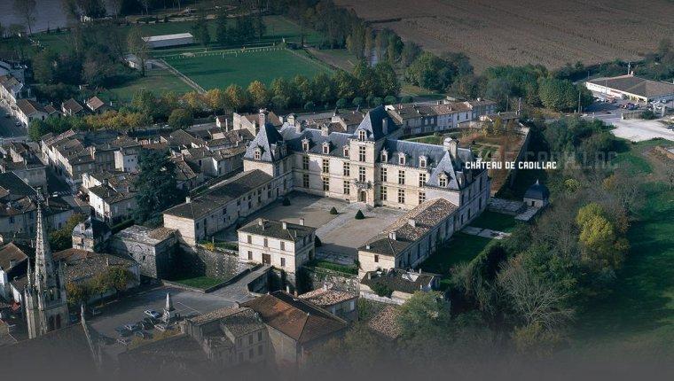 au fil de la Garonne - CADILLAC (33)