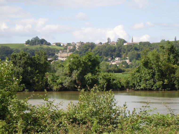 au fil de la Garonne - LANGOIRAN (33)