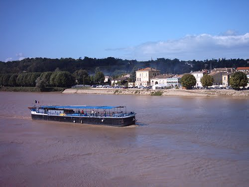 au fil de la Garonne - PORTETS / Garonne