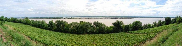 au fil de la Garonne - AMBES et BEC D'AMBES