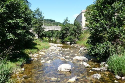 Au fil de LA LOIRE - USCLADES et RIEUTORD / St CIRGUES / CROS GEORAND( Ardèche)