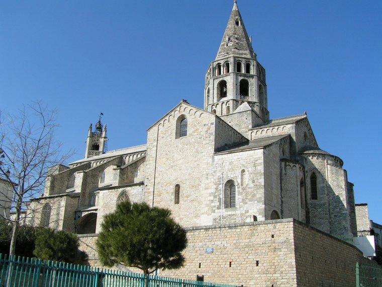 AU FIL DU RHÔNE en France - BOURG SAINT ANDEOL Ardèche