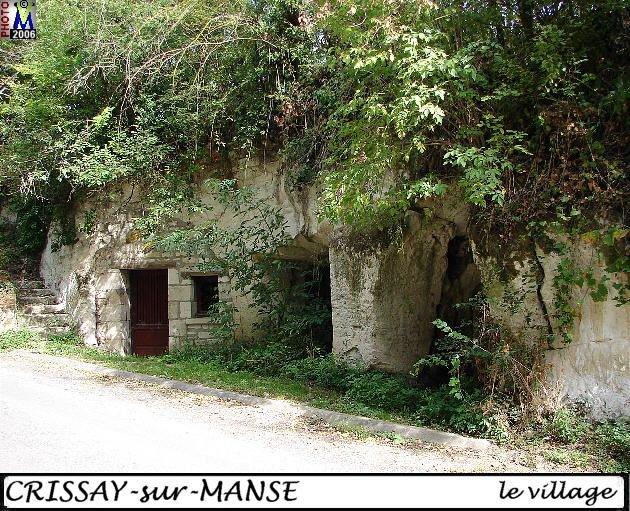 CRISSAY sur MANSE