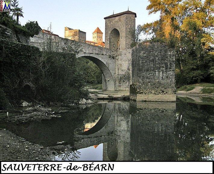 SAUVETERRE DE BEARN