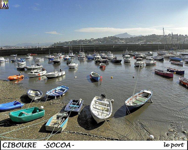 CIBOURE-SOCOA