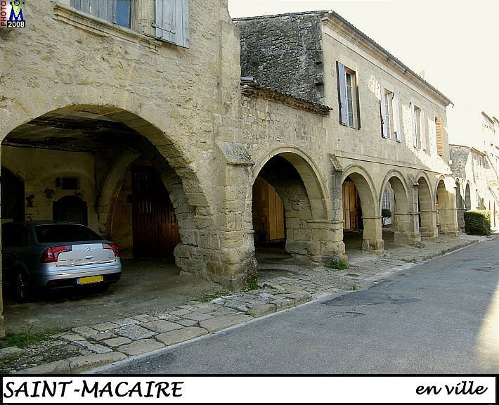 St MACAIRE