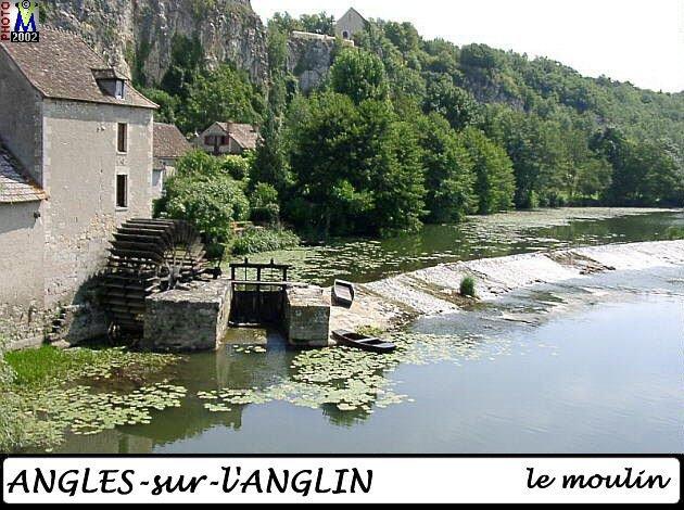 ANGLES sur L'ANGLIN