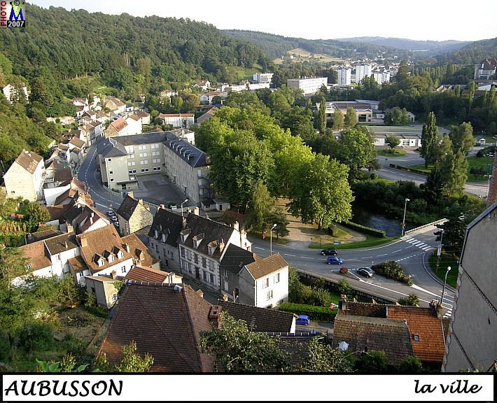 AUBUSSON Creuse