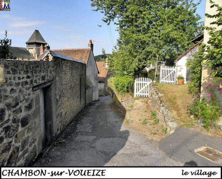 CHAMBON / VOUEIZE Creuse (2)