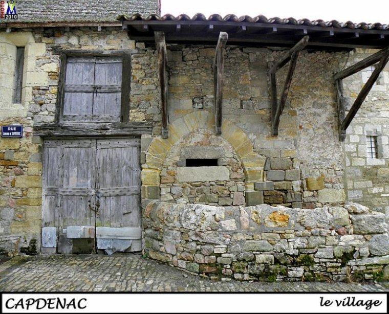 CAPDENAC- LE HAUT   Lot