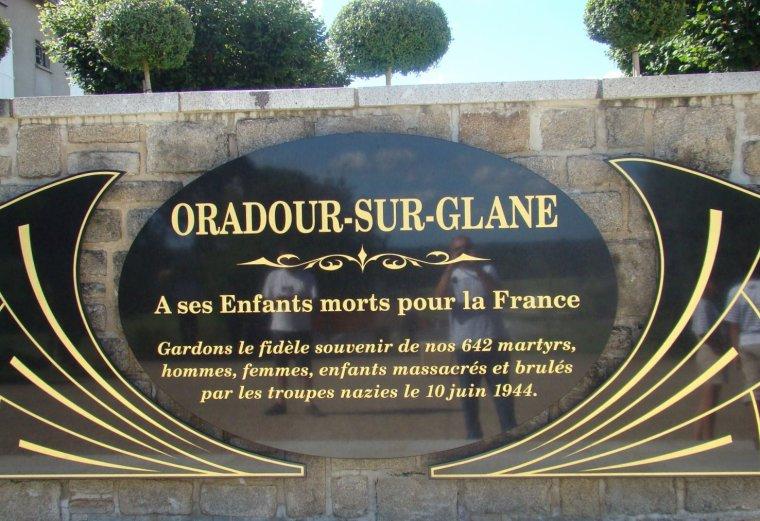 ORADOUR / GLANE