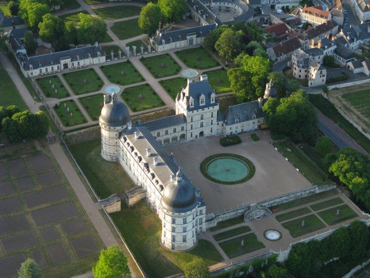 CHATEAU DE VALENCAY - INDRE