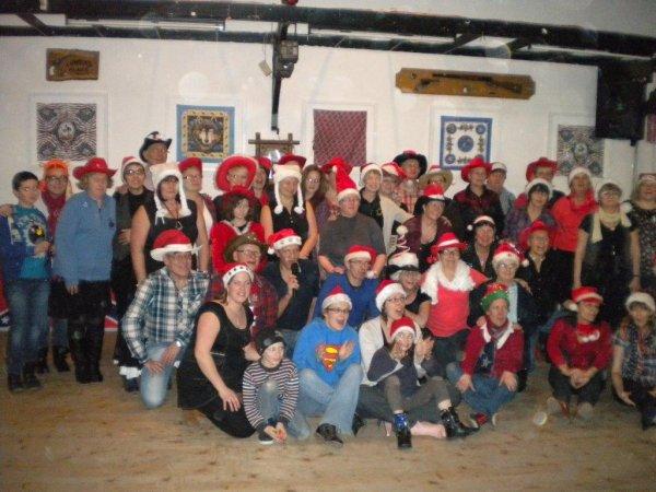 Photo souvenir - Interclubs à Warneton (B) - 20 décembre 2013