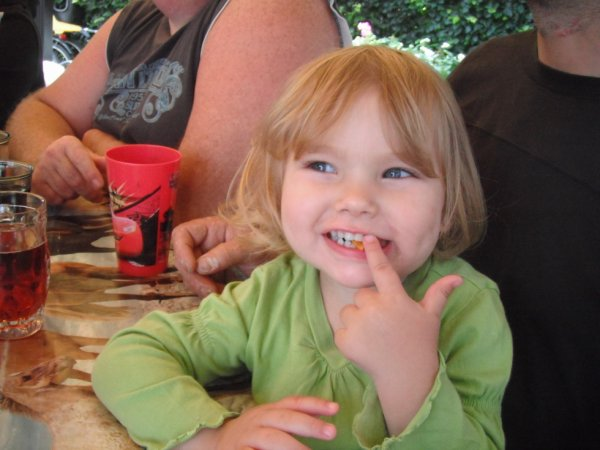 ma fille Adeline