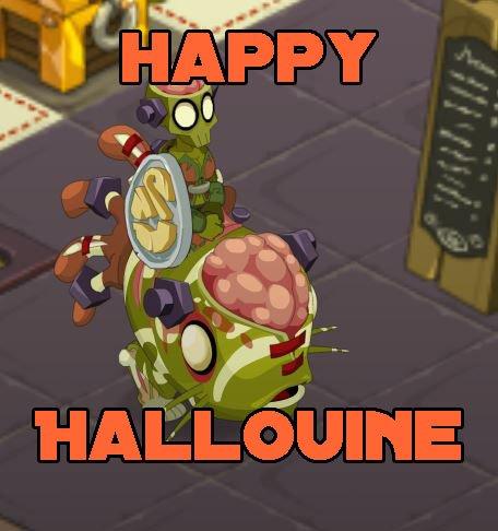 Happy Hallouine