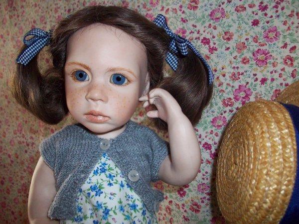 Christine la poupée malheureuse...