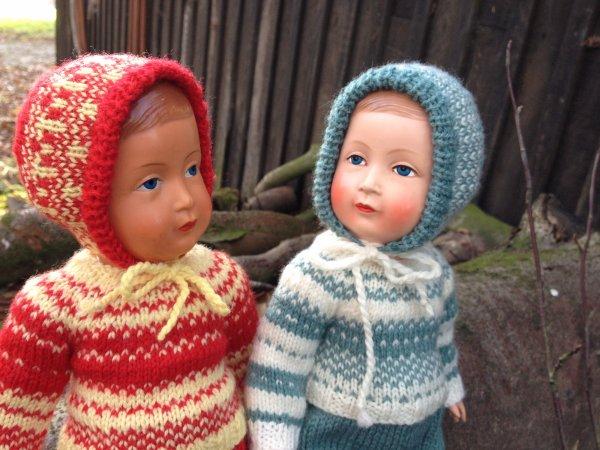 Josette et Jodelette