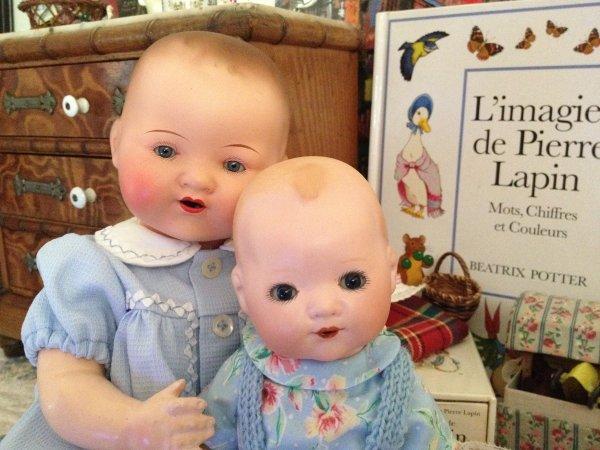 Bambino et Marcel