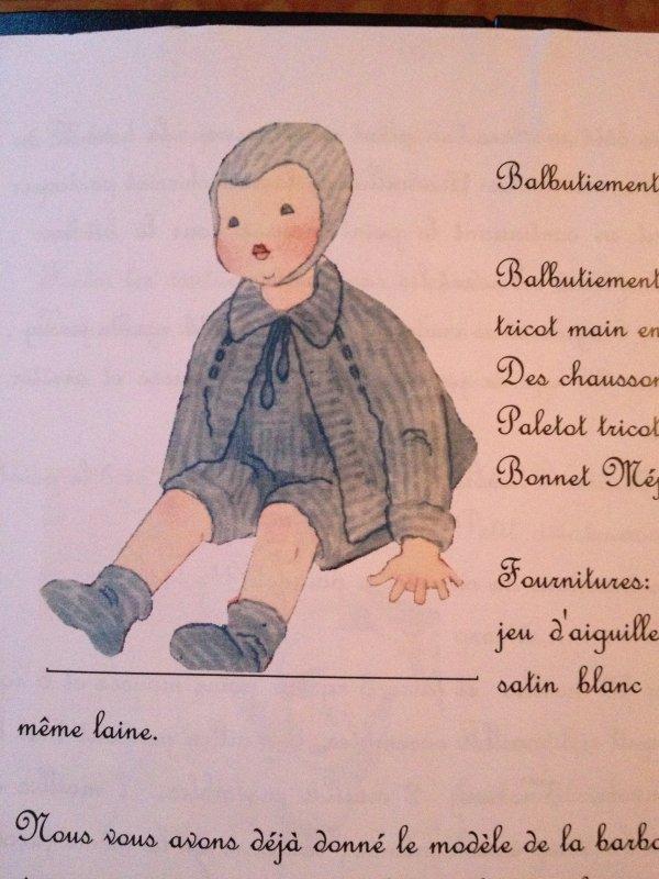 Balbutiement  hiver 1935 - 1936