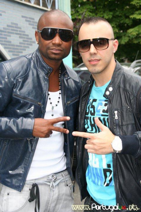 Papa London et Manyone au Latin All Stars 2011