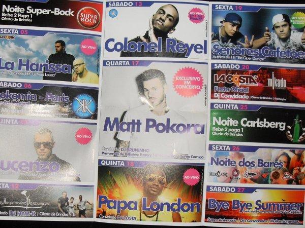 Papa London Portugal Tour Fiveone